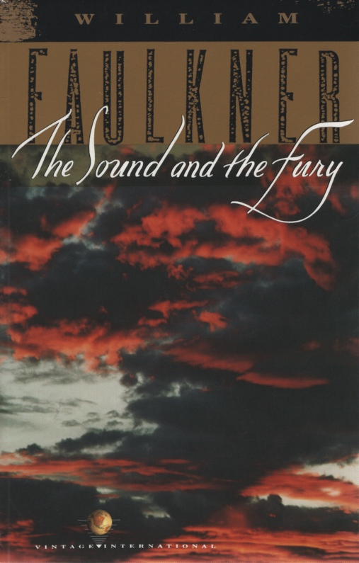 Image for THE SOUND AND THE FURY  The Corrected Text
