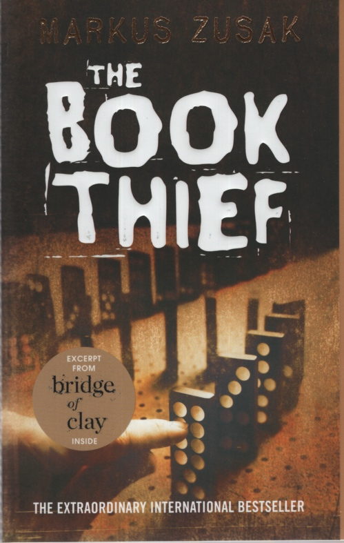 Image for THE BOOK THIEF Excerpt from Bridge of Clay