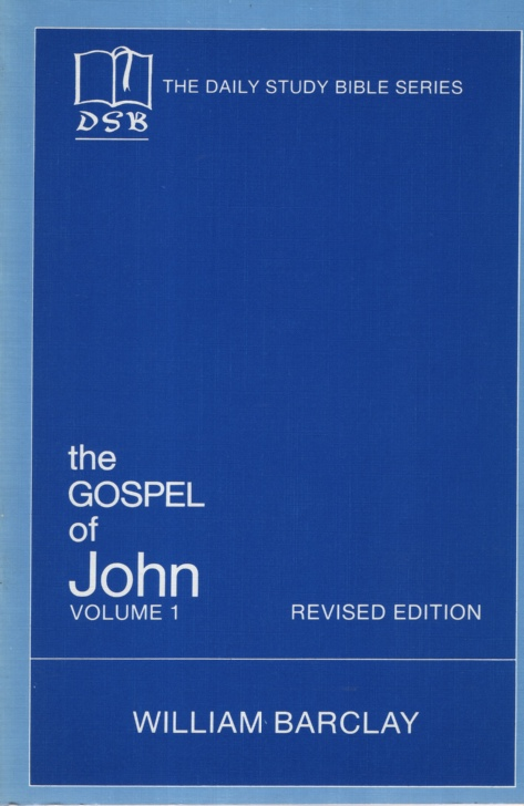 Image for THE GOSPEL OF JOHN, VOL. 1, REVISED EDITION Chapters 1 to 7