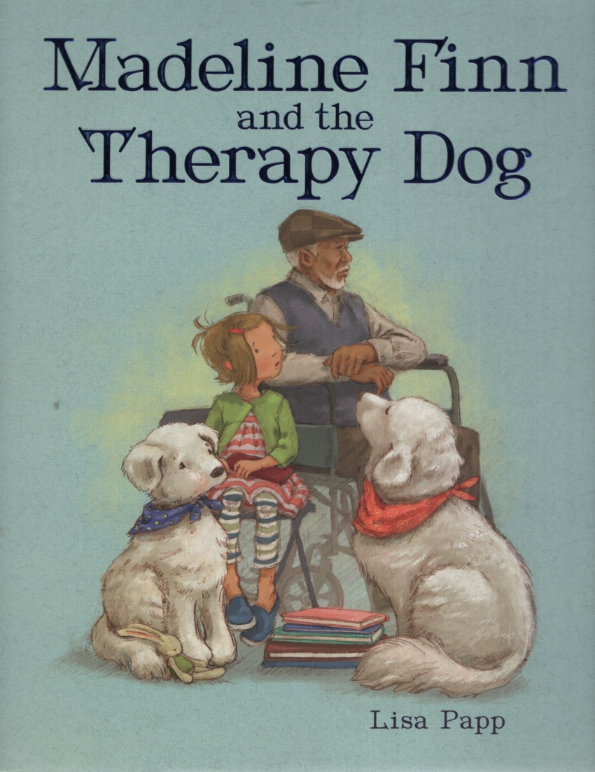 Image for MADELINE FINN AND THE THERAPY DOG