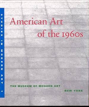 Image for AMERICAN ART OF THE 1960S