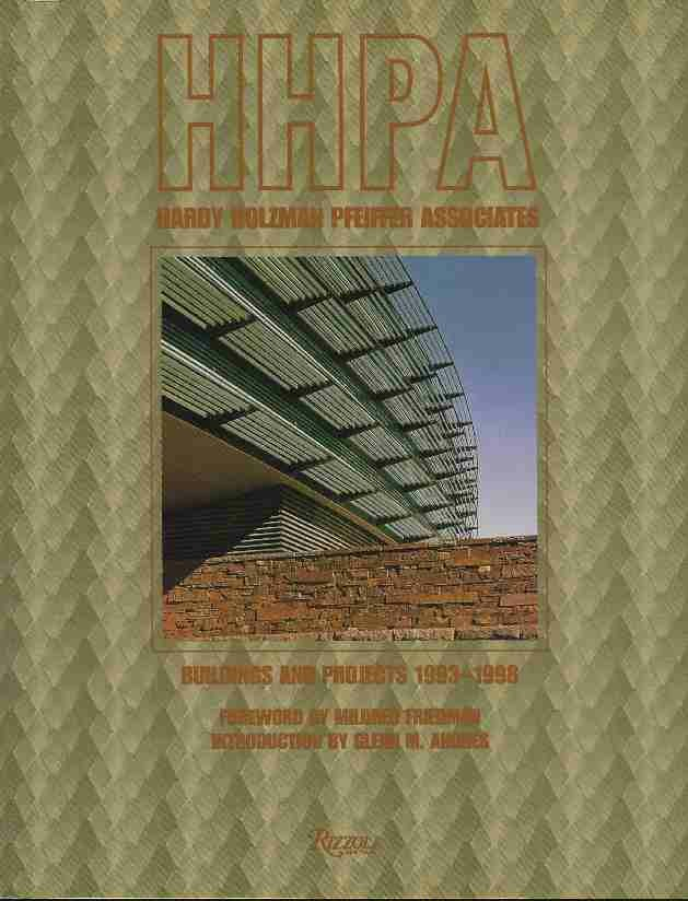 Image for HARDY HOLZMAN PFEIFFER ASSOCIATES: BUILDINGS AND PROJECTS 1992-1998
