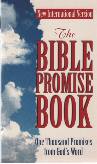 Image for THE BIBLE PROMISE BOOK, NIV
