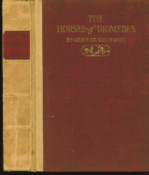 Image for THE HORSES OF DIOMEDES