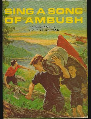 Image for SING A SONG OF AMBUSH