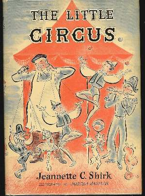 Image for THE LITTLE CIRCUS