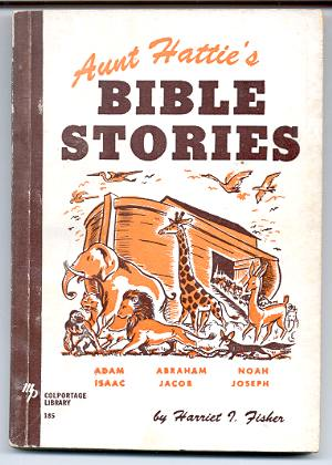 Image for AUNT HATTIE'S BIBLE STORIES (GENESIS)