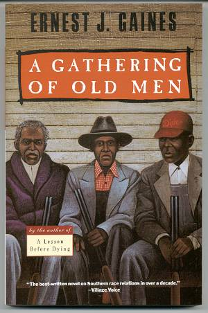 Image for A GATHERING OF OLD MEN