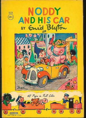 Image for NODDY AND HIS CAR