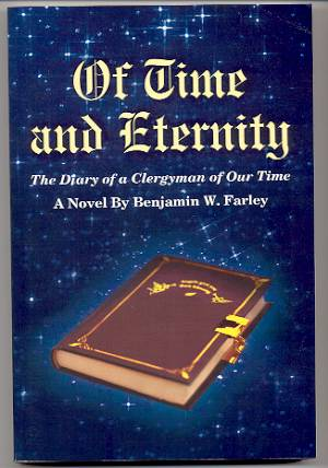 Image for OF TIME AND ETERNITY The Diary of a Clergyman of Our Time