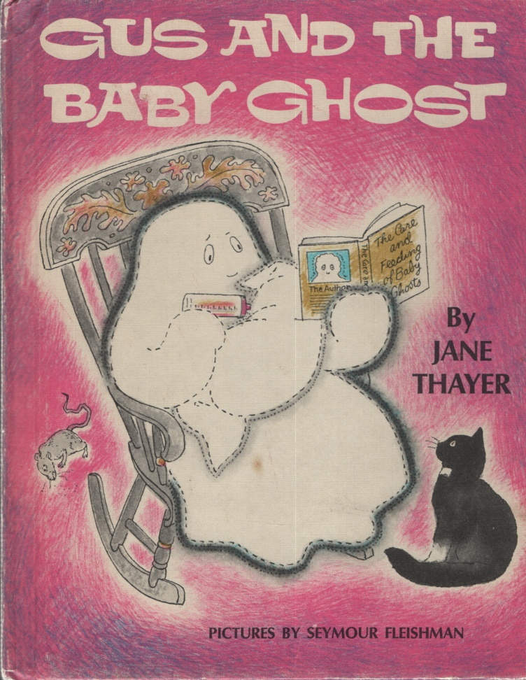 Image for GUS AND THE BABY GHOST