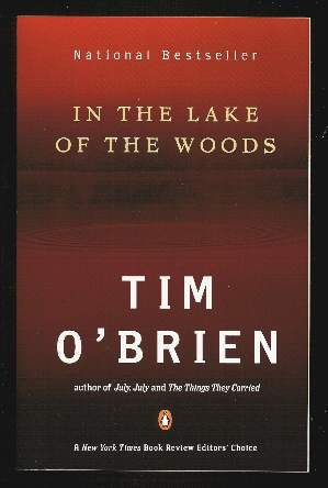 Image for IN THE LAKE OF THE WOODS
