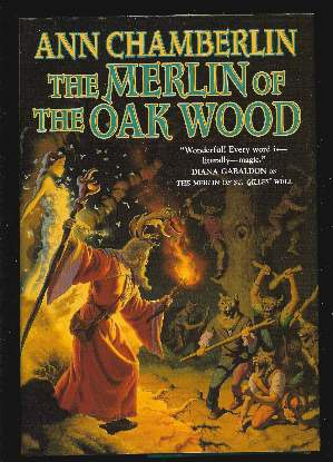 Image for THE MERLIN OF THE OAK WOOD