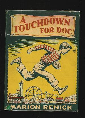 Image for A TOUCHDOWN FOR DOC