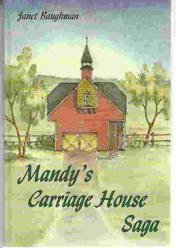 Image for MANDY'S CARRIAGE HOUSE SAGA