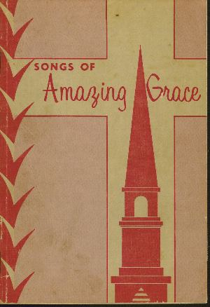 Image for SONGS OF AMAZING GRACE
