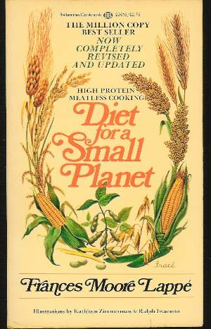 Image for DIET FOR A SMALL PLANET, REVISED EDITION