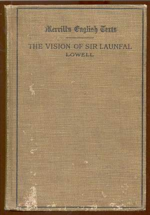Image for THE VISION OF SIR LAUNFAL AND OTHER POEMS