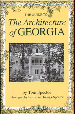 Image for THE GUIDE TO THE ARCHITECTURE OF GEORGIA