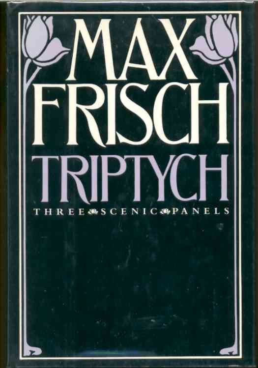Image for TRIPTYCH, THREE SCENIC PANELS