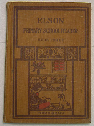 Image for ELSON PRIMARY SCHOOL READER, BOOK THREE