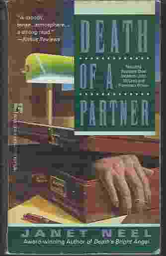 Image for DEATH OF A PARTNER