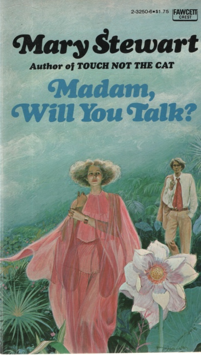 Image for MADAM, WILL YOU TALK?