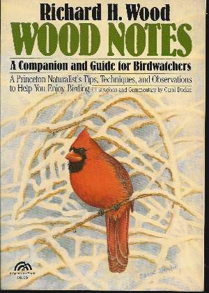 Image for WOOD NOTES A Companion and Guide for Birdwatchers