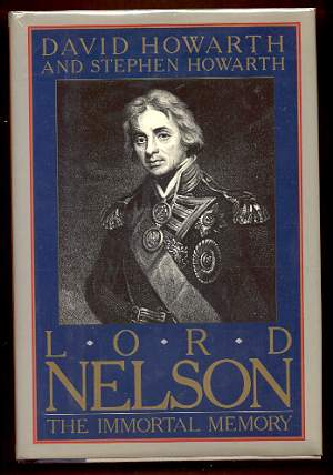 Image for LORD NELSON, THE IMMORTAL MEMORY