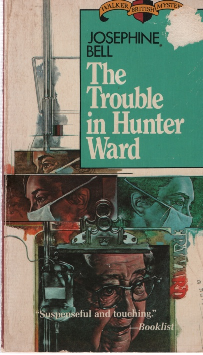 Image for THE TROUBLE IN HUNTER WARD