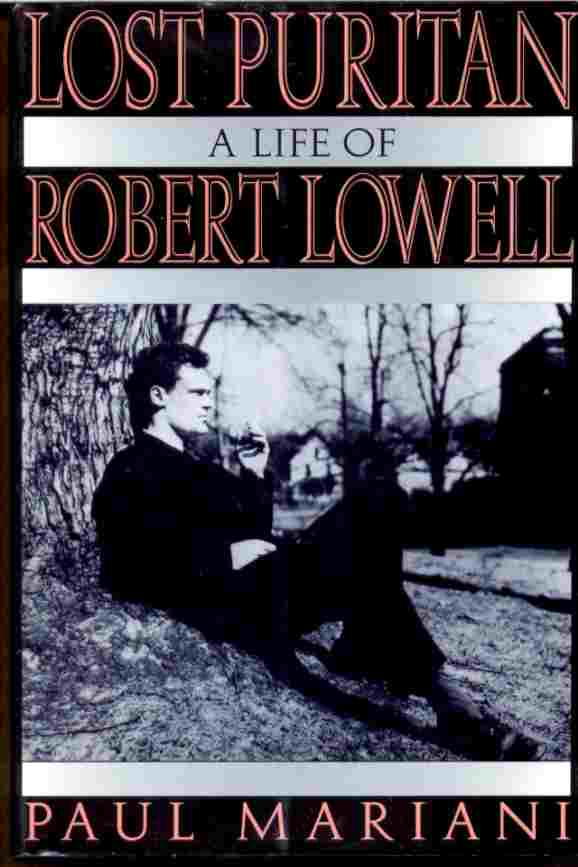 Image for LOST PURITAN, A LIFE OF ROBERT LOWELL