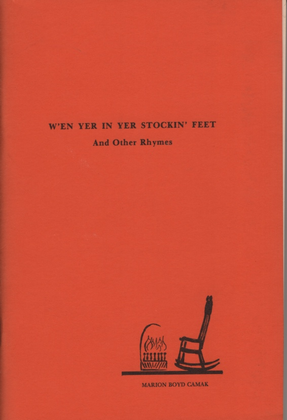 Image for W'EN YER IN YER STOCKIN' FEET And Other Stories