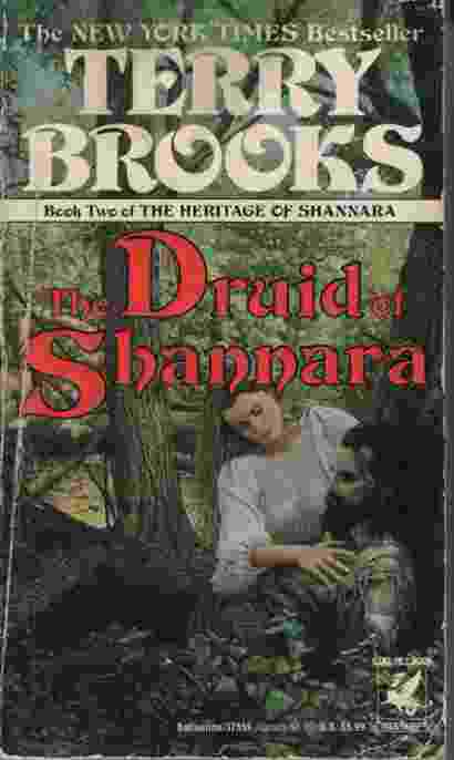 Image for THE DRUID OF SHANNARA