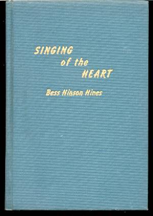Image for SINGING OF THE HEART