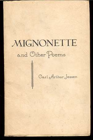 Image for MIGNONETTE AND OTHER POEMS