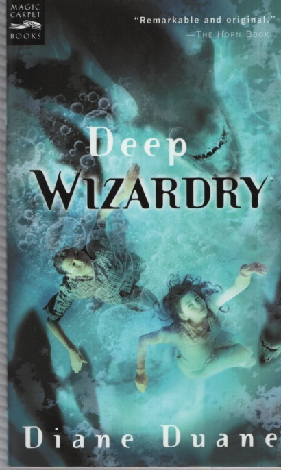 Image for DEEP WIZARDRY