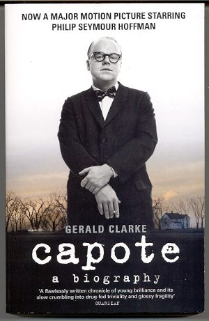 Image for CAPOTE, A BIOGRAPHY