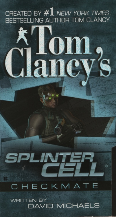 Image for SPLINTER CELL: CHECKMATE [ TALL PB ]