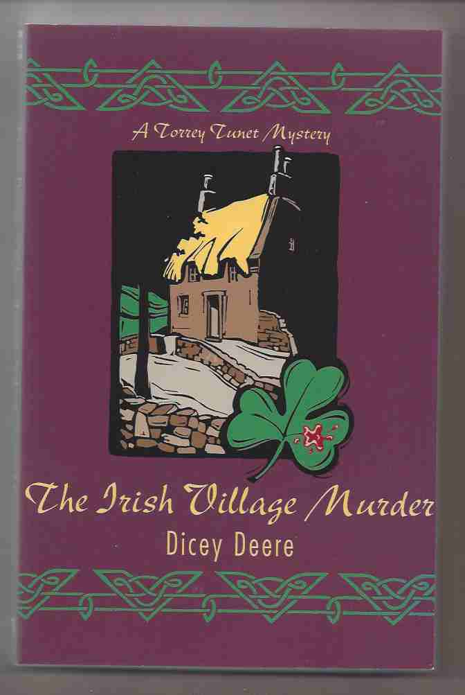 Image for THE IRISH VILLAGE MURDER