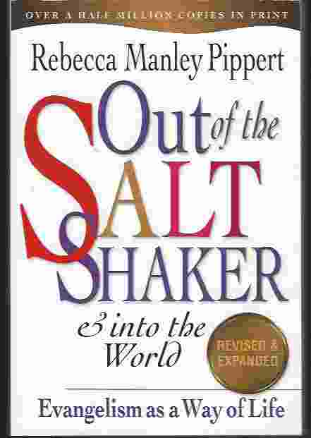 Image for OUT OF THE SALT SHAKER & INTO THE WORLD, REVISED & EXPANDED