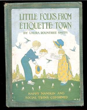 Image for LITTLE FOLKS FROM ETIQUETTE TOWN