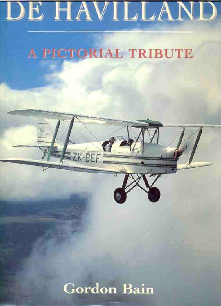 Image for DE HAVILLAND, A PICTORIAL TRIBUTE