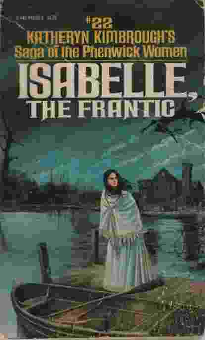 Image for ISABELLE, THE FRANTIC