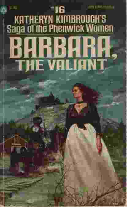 Image for BARBARA, THE VALIANT