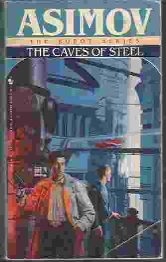 Image for THE CAVES OF STEEL