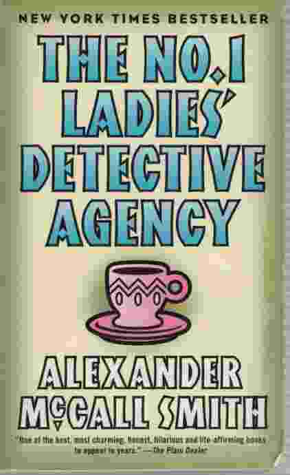 Image for THE NO 1 LADIES DETECTIVE AGENCY