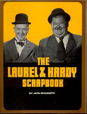 Image for THE LAUREL AND HARDY SCRAPBOOK