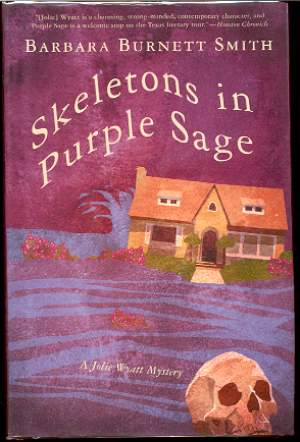 Image for SKELETONS IN PURPLE SAGE