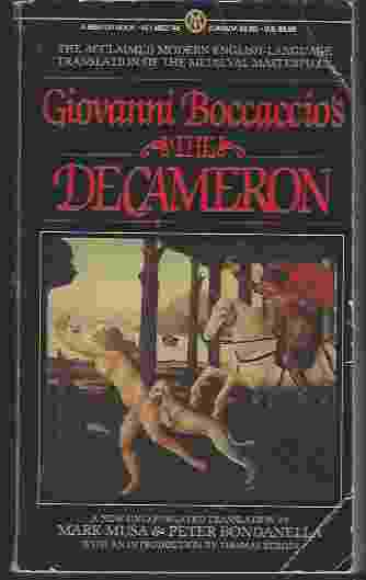 Image for THE DECAMERON