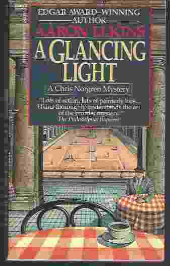 Image for A GLANCING LIGHT